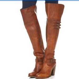 6414ad4f3d6 Frye Shoes - FRYE Jenny OTK Belted